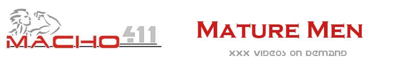 Click Here to return to Macho 411 - Mature